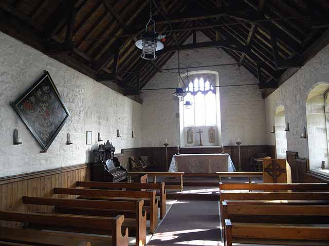 St Oswald's Church, Heavenfield