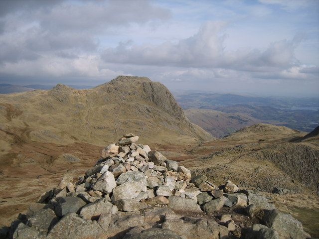 From Pike of Stickle