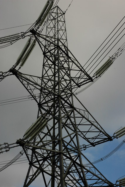 Pylon at Marstow