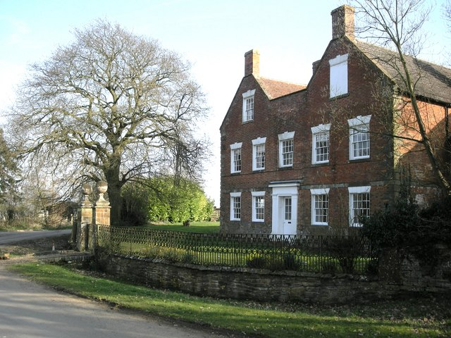 Flecknoe Manor House