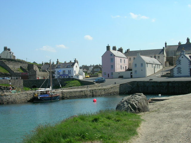 Portsoy Old Harbour