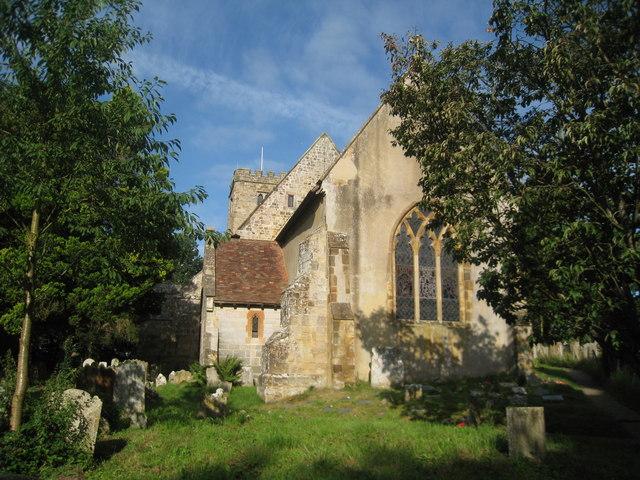 Church of St Mary, Salehurst, East Sussex