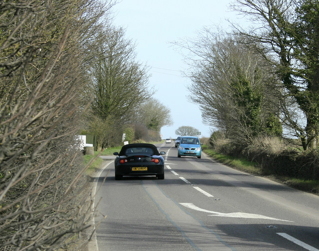 2009 : A420 near Cold Ashton