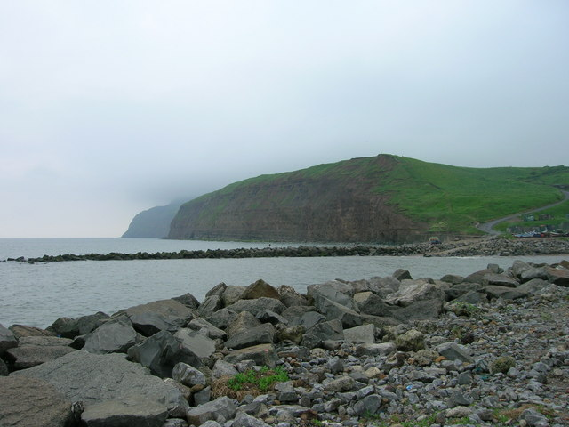 Skinningrove and Hummersea Scar