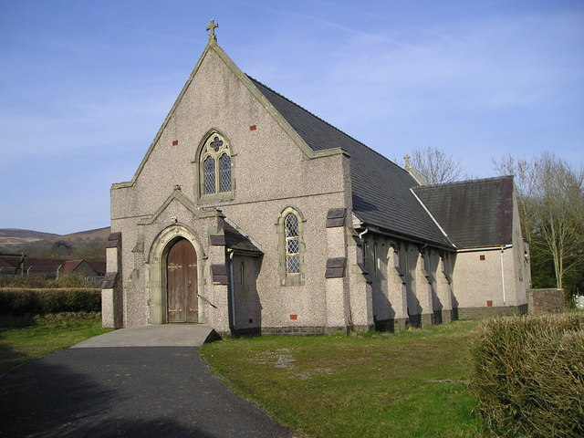 St Margaret's Church, Glanaman