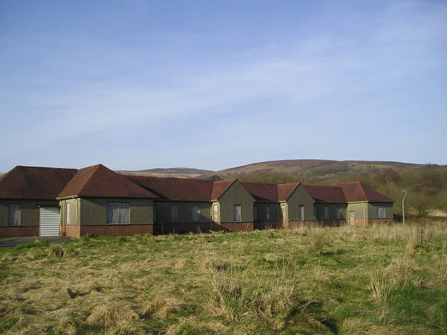 Old Hospital Buildings