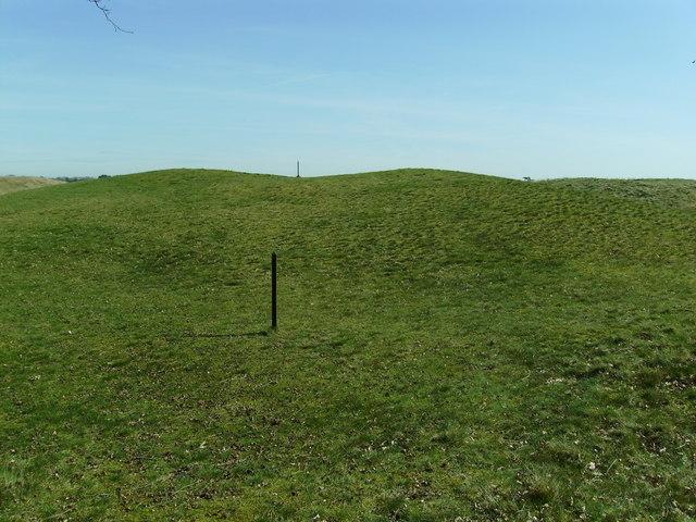 Sutton Hoo - Ship Burial Mound