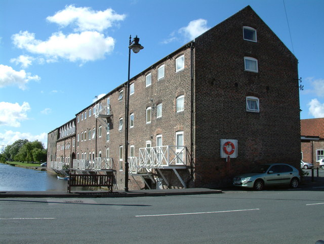 Mill Building, Driffield