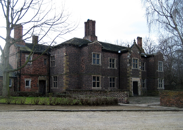 Clarke Hall, east side, Aberford Road