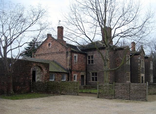 Caretakers residence, Clarke Hall