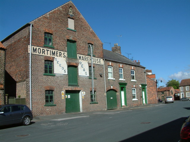 Mortimer's Warehouse, River Head, Driffield