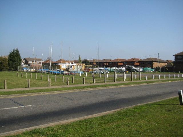 Chapman Sands Sailing Club