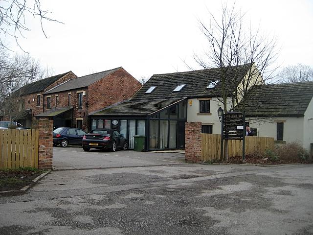Clarke Hall farm , Aberford Road