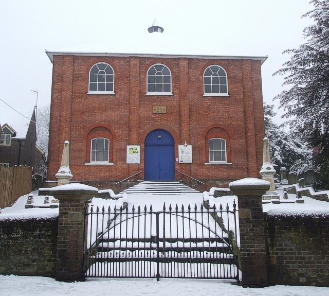 Baptist Church, Akeman Street