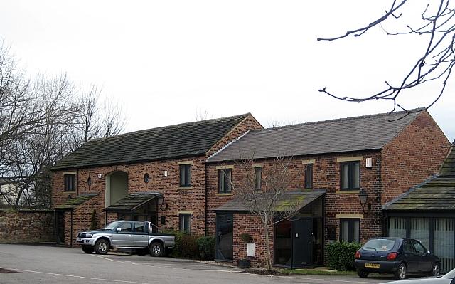 Clarke Hall farm, Aberford Road