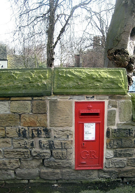 GR postbox
