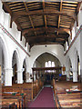 TQ4483 : Inside St.Margaret's Church, Barking by Adrian Cable