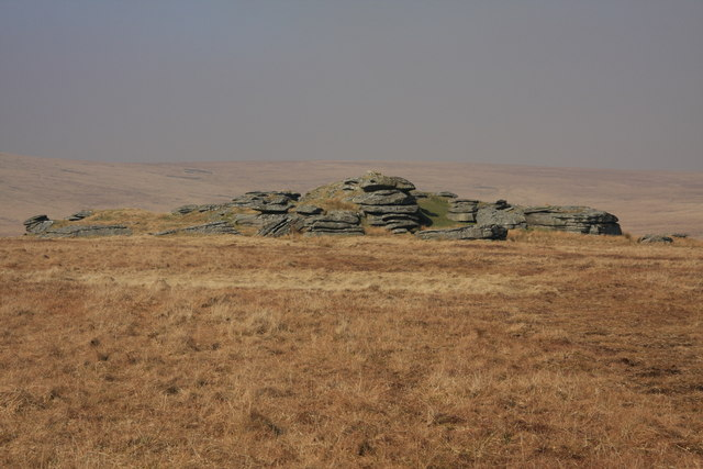Lower White Tor