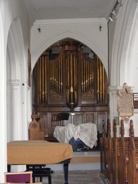 St.Margaret's Church Organ