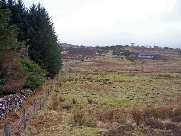 Building plots near Lyndale