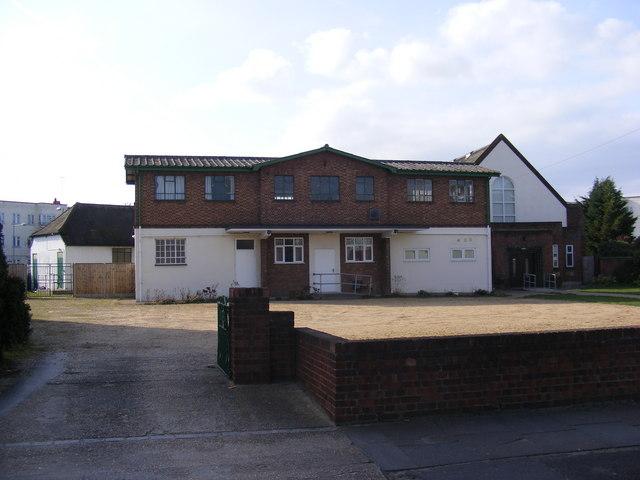 Upney Baptist Church, Cavendish Gardens, Barking