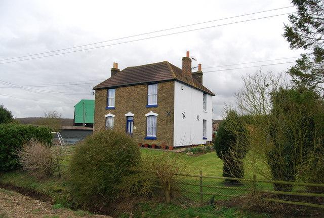 Farmhouse, Parsonage Farm