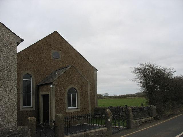 Capel Bethel, Maes-y-llan, Bodwrog
