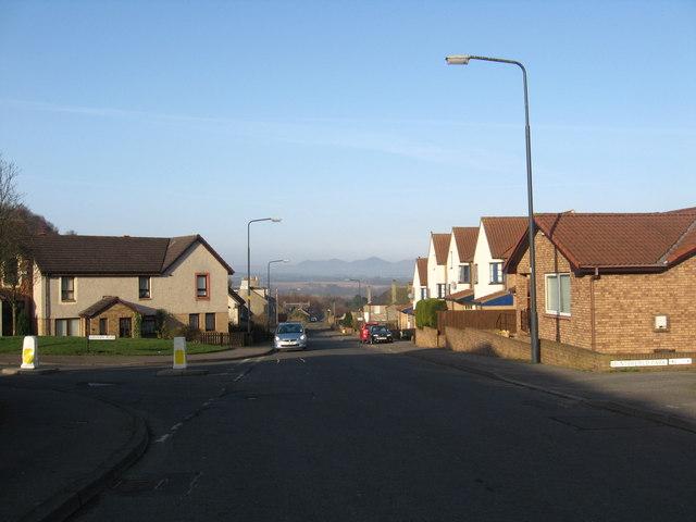 Engine Road, Arniston, Midlothian