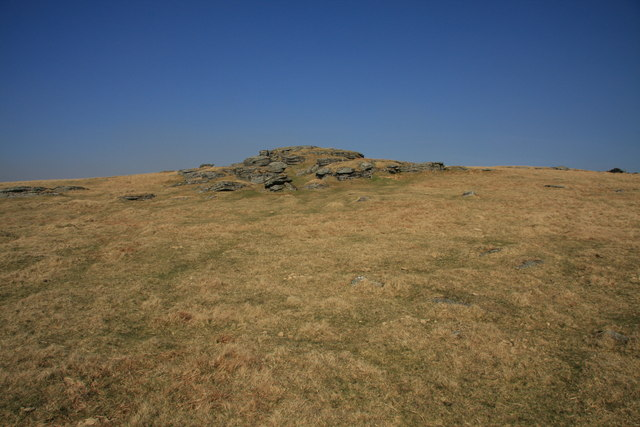 Unnamed outcrop