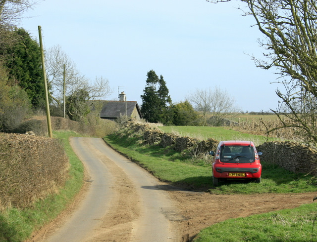 2009 : Lane to North Wraxall