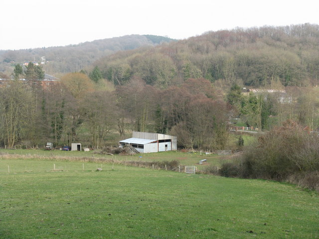 Barn At Batchelor's Bridge