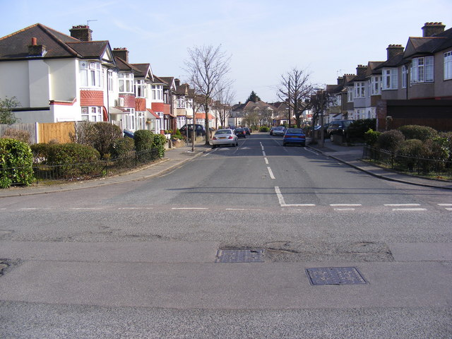 Beccles Drive, Barking