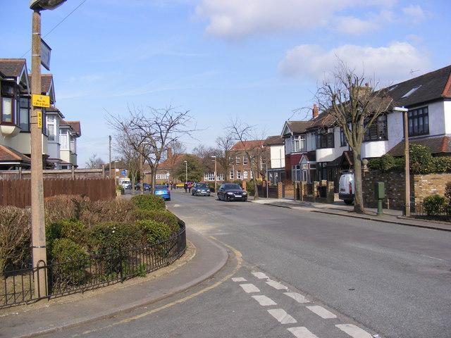 Sandringham Road, Barking