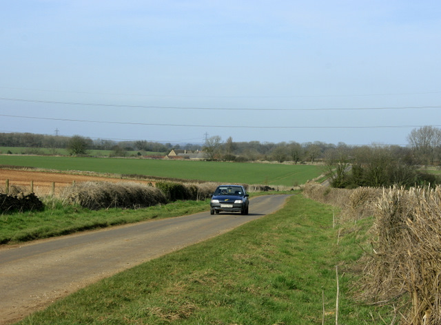 2009 : Lane to West Kington