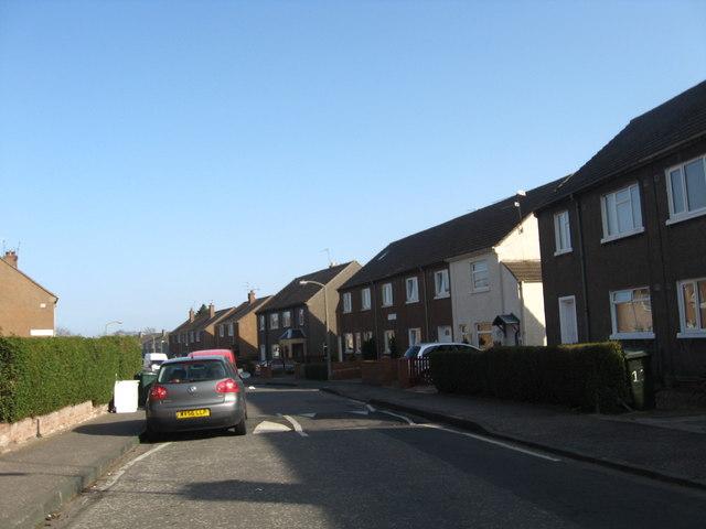 Houses in Gilmerton Dykes Road, Edinburgh