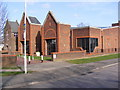 TQ4685 : St.Thomas More Catholic Church, Barking by Adrian Cable