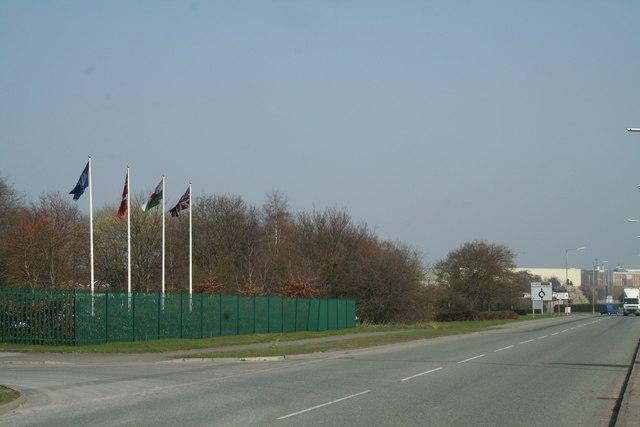 International Industrial Estate