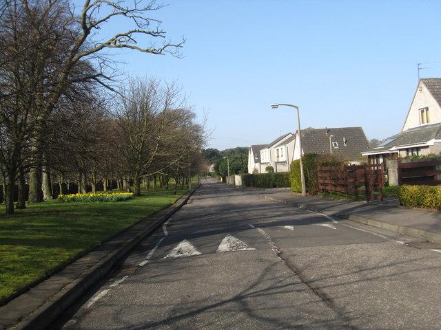 Mortonhall Park Gardens