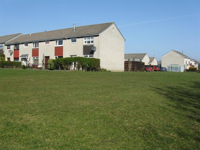 Houses at Ladywood