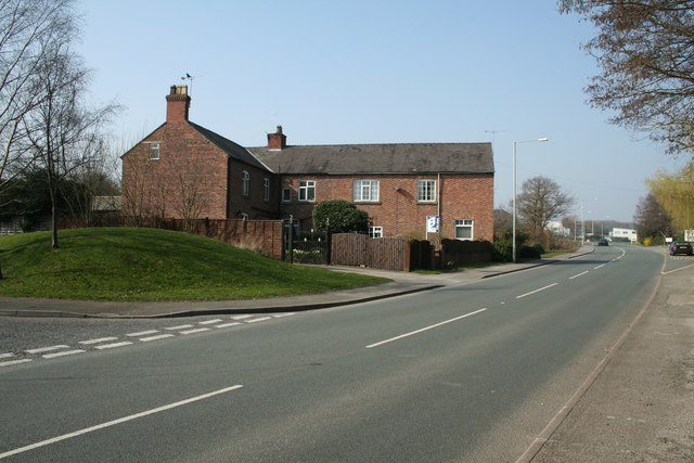 Abenbury farmhouse