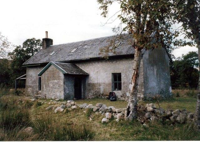 Invermallie, Estate house near Loch Arkaig