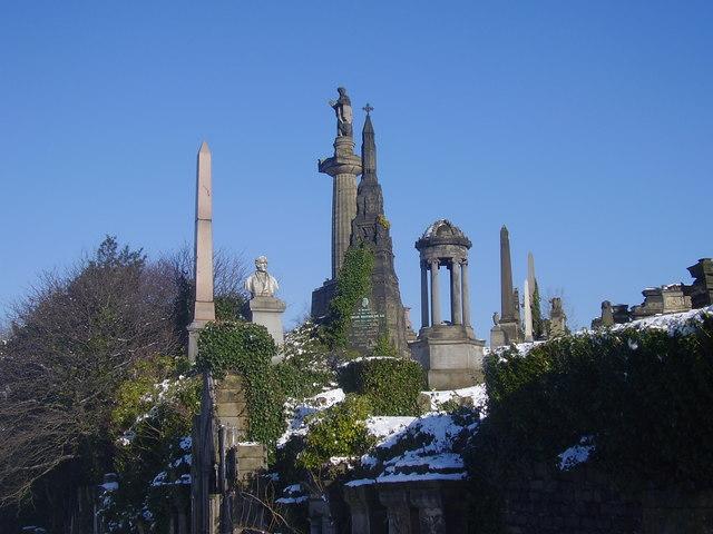 John Knox memorial