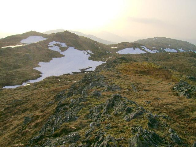 Troisgeach summit