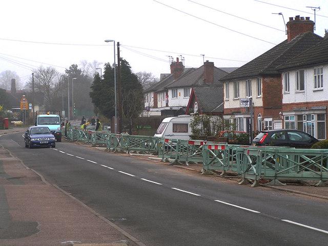 Wanlip Lane Birstall - Renewal of Gas Mains