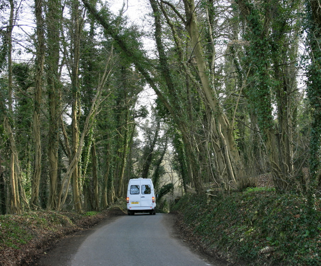 2009 : Between Castle Combe and Ford