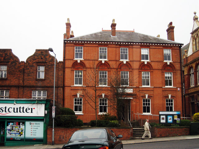 The Conservatoire, Blackheath