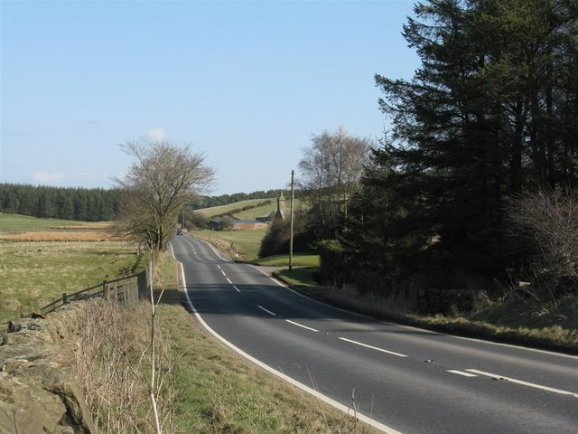 A6094 at Lilyburn