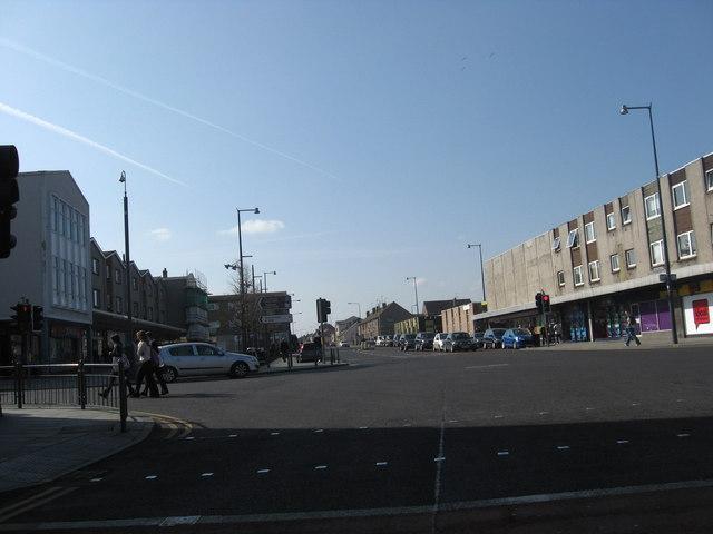 Bonnyrigg Town Centre