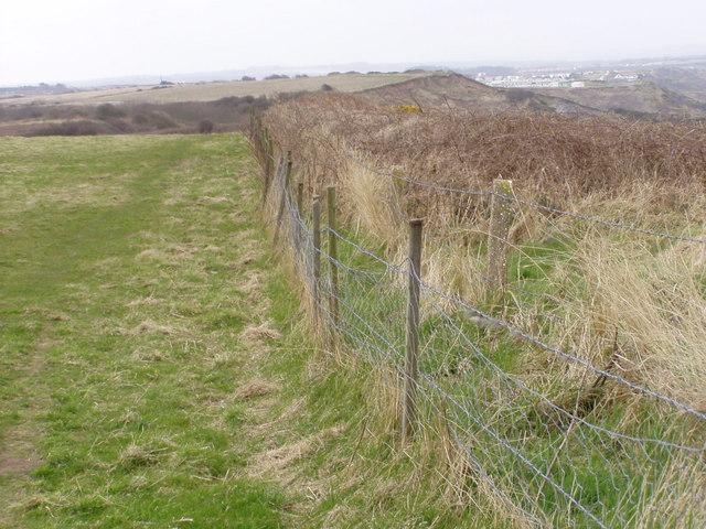 Clifftop Path (Headland Way)