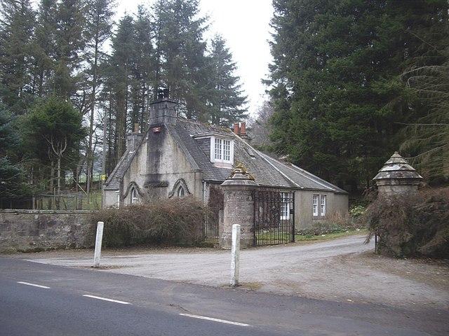 Littlewood Park, West Lodge (Mar)